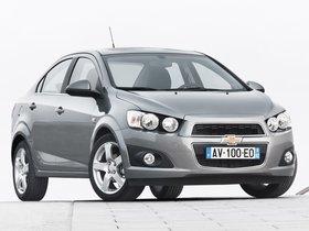 Ver foto 24 de Chevrolet Aveo Sedan 2011