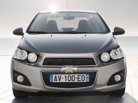 Ver foto 23 de Chevrolet Aveo Sedan 2011