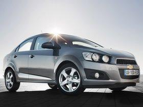 Ver foto 22 de Chevrolet Aveo Sedan 2011