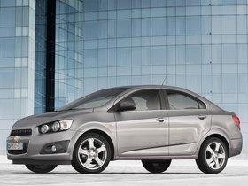 Ver foto 21 de Chevrolet Aveo Sedan 2011