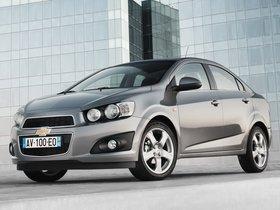 Ver foto 20 de Chevrolet Aveo Sedan 2011