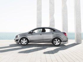 Ver foto 19 de Chevrolet Aveo Sedan 2011