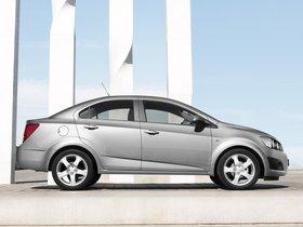 Ver foto 18 de Chevrolet Aveo Sedan 2011