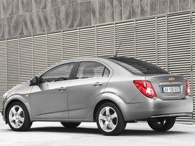 Ver foto 17 de Chevrolet Aveo Sedan 2011