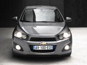 Ver foto 16 de Chevrolet Aveo Sedan 2011