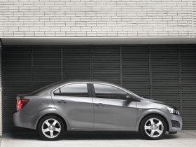 Ver foto 15 de Chevrolet Aveo Sedan 2011