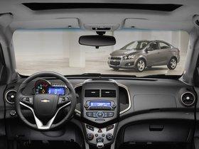Ver foto 32 de Chevrolet Aveo Sedan 2011
