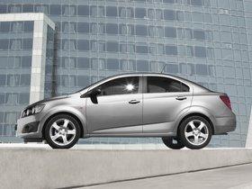 Ver foto 14 de Chevrolet Aveo Sedan 2011