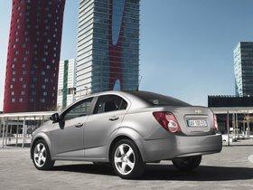 Ver foto 13 de Chevrolet Aveo Sedan 2011