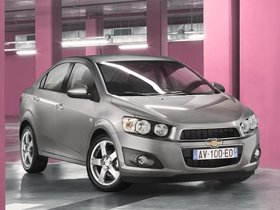 Ver foto 12 de Chevrolet Aveo Sedan 2011