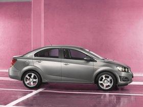 Ver foto 11 de Chevrolet Aveo Sedan 2011