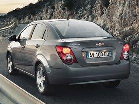 Ver foto 10 de Chevrolet Aveo Sedan 2011