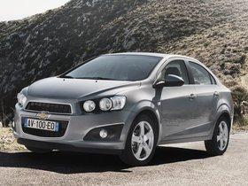 Ver foto 9 de Chevrolet Aveo Sedan 2011