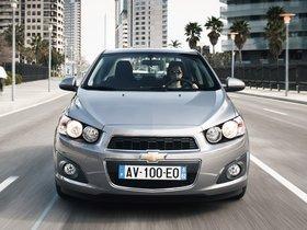Ver foto 8 de Chevrolet Aveo Sedan 2011
