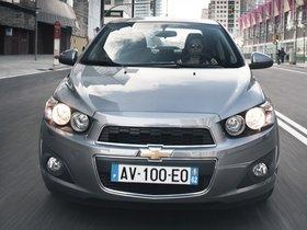 Ver foto 7 de Chevrolet Aveo Sedan 2011