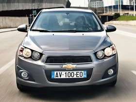 Ver foto 6 de Chevrolet Aveo Sedan 2011