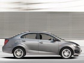 Ver foto 4 de Chevrolet Aveo Sedan 2011