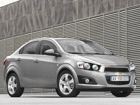 Ver foto 3 de Chevrolet Aveo Sedan 2011