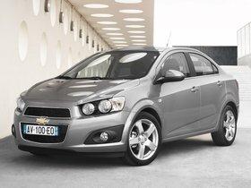 Ver foto 2 de Chevrolet Aveo Sedan 2011