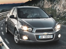 Fotos de Chevrolet Aveo Sedan 2011