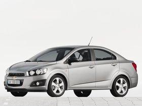 Ver foto 29 de Chevrolet Aveo Sedan 2011