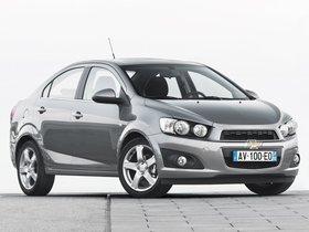Ver foto 28 de Chevrolet Aveo Sedan 2011