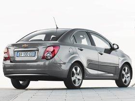 Ver foto 27 de Chevrolet Aveo Sedan 2011
