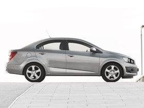 Ver foto 26 de Chevrolet Aveo Sedan 2011