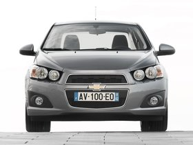Ver foto 25 de Chevrolet Aveo Sedan 2011