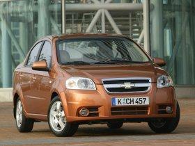 Ver foto 2 de Chevrolet Aveo Sedan Europe 2006