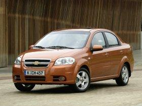 Ver foto 10 de Chevrolet Aveo Sedan Europe 2006
