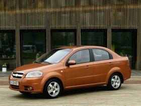 Ver foto 9 de Chevrolet Aveo Sedan Europe 2006