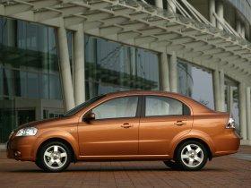 Ver foto 8 de Chevrolet Aveo Sedan Europe 2006