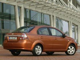 Ver foto 6 de Chevrolet Aveo Sedan Europe 2006