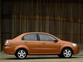 Ver foto 5 de Chevrolet Aveo Sedan Europe 2006