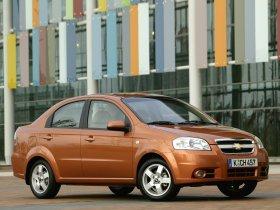 Ver foto 4 de Chevrolet Aveo Sedan Europe 2006
