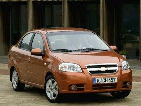 Ver foto 3 de Chevrolet Aveo Sedan Europe 2006