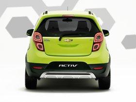 Ver foto 2 de Chevrolet Beat Activ Concept 2016
