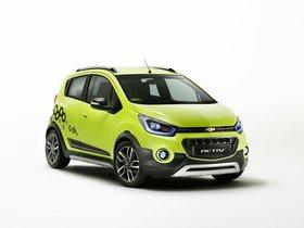 Ver foto 1 de Chevrolet Beat Activ Concept 2016
