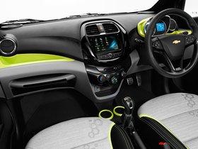 Ver foto 10 de Chevrolet Beat Activ Concept 2016