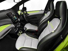 Ver foto 9 de Chevrolet Beat Activ Concept 2016