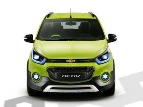 Ver foto 5 de Chevrolet Beat Activ Concept 2016