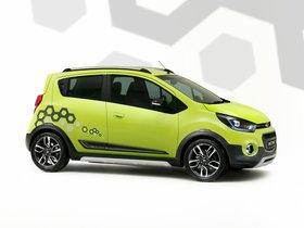 Ver foto 3 de Chevrolet Beat Activ Concept 2016