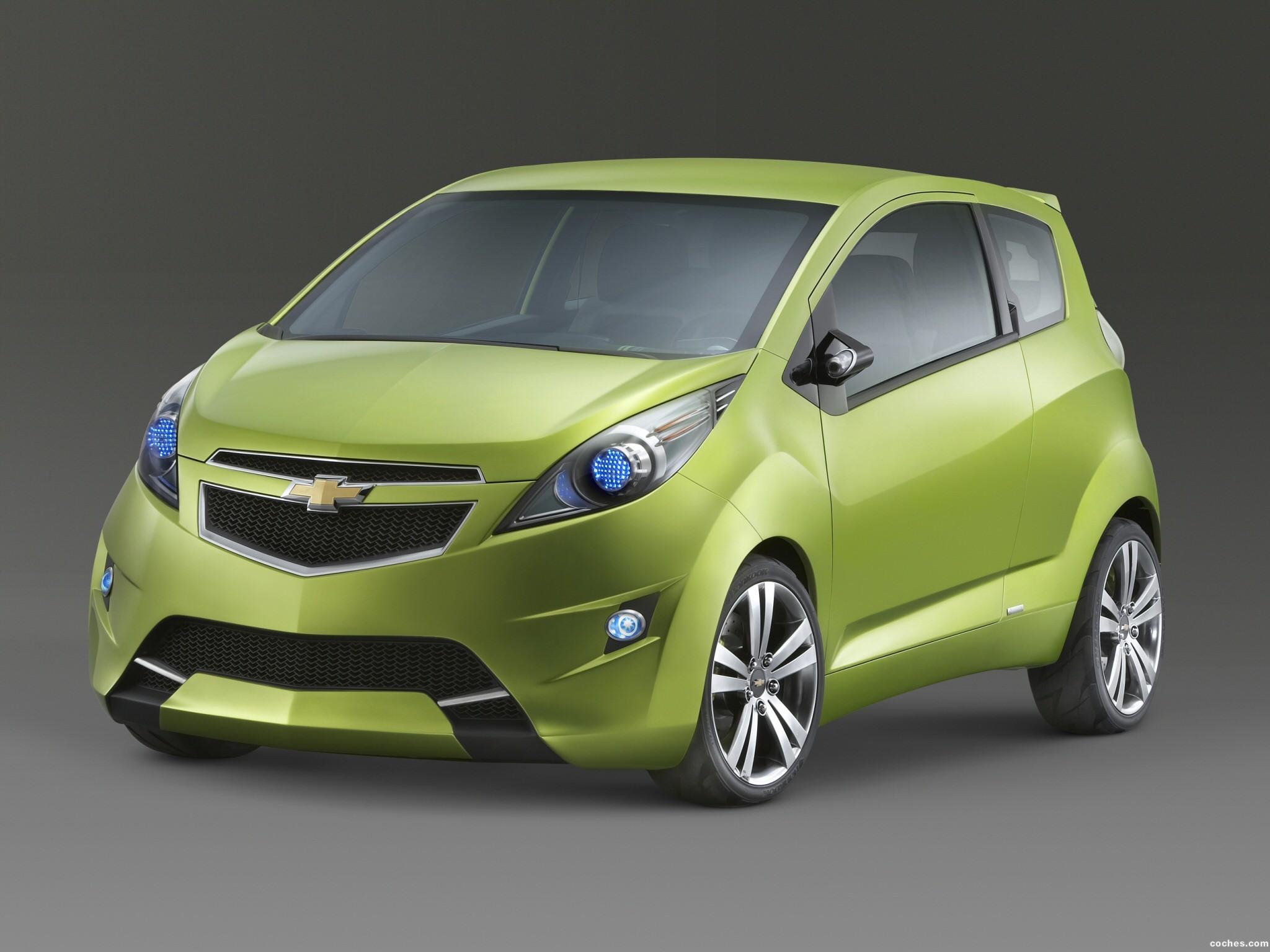 Foto 0 de Chevrolet Beat Concept 2007