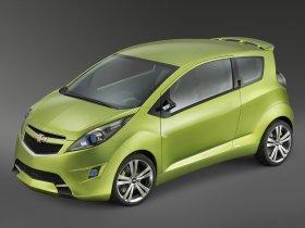 Ver foto 7 de Chevrolet Beat Concept 2007
