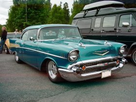 Fotos de Chevrolet Bel Air 1957