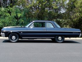 Ver foto 2 de Chevrolet Bel Air 2 door Sedan 1964