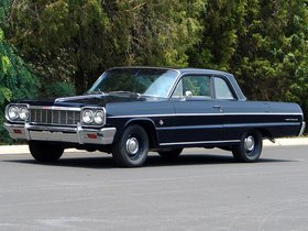 Ver foto 1 de Chevrolet Bel Air 2 door Sedan 1964