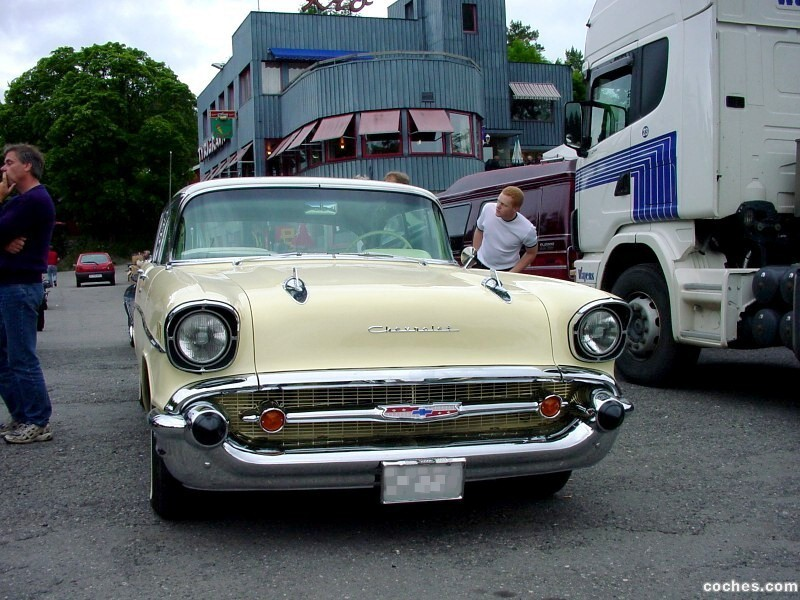 Foto 0 de Chevrolet Bel Air 210 1957