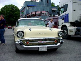 Ver foto 1 de Chevrolet Bel Air 210 1957